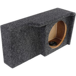 BBox Series 10 Inch. Subwoofer Boxes for Ford(R) Vehicles (Single Downfire)