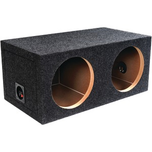 ATREND BBox Series Dual-Sealed Bass Box (12 Inch.) E12D