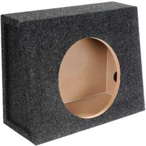 BBox Series Single-Sealed Truck Enclosure (12 Inch.)