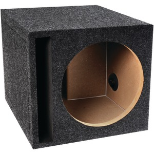 ATREND BBox Series 12 Inch. Single Transmission-Vented Enclosure E12STV
