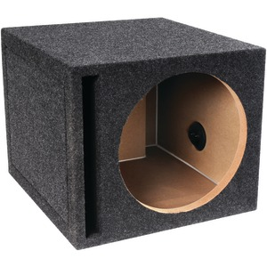 ATREND BBox Series Single-Vented Subwoofer Enclosure (12 Inch.) E12SV