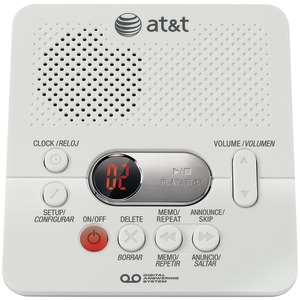 ATT Digital Answering System 1740