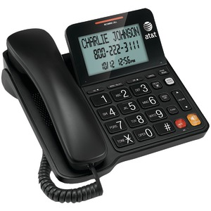 ATT Corded Speakerphone with Large Display ATCL2940