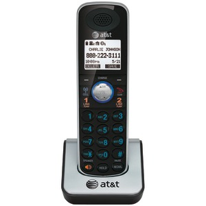 ATT DECT 6.0 2-Line Corded-Cordless Phone System with Bluetooth(R) (Additional handset) TL86009