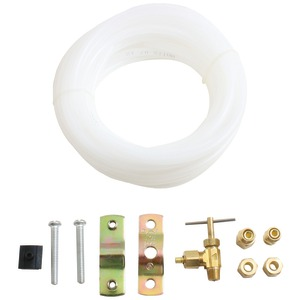 NONE Ice Maker Hookup Kit with Plastic Tubing ICE-800
