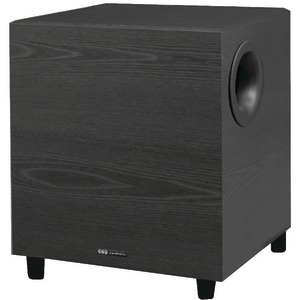 Powered Subwoofer (8 Inch. 100-Watt)