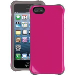iPhone(R) 5-5s Aspira(R) Series Case (Pink-Charcoal)