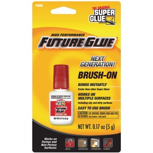 SUPER GLUE Brush-on Future Glue(R) 15099