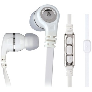 Reference In-Ear Monitors with tapLINE III Remote & Microphone (White)