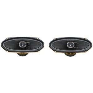 PIONEER 4 Inch. x 10 Inch. A-Series 120-Watt 2-Way Speakers TS-A4103