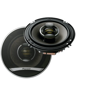 PIONEER 6.5 Inch. D-Series 260-Watt 2-Way Speakers TS-D1602R