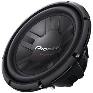 PIONEER 12 Inch. 1400-Watt 4Ω Champion Series Subwoofer (Dual voice coil) TS-W311D4