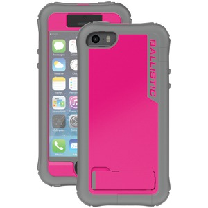 iPhone(R) 5-5s Every1(R) Series Case (Raspberry Pink-Charcoal Gray)