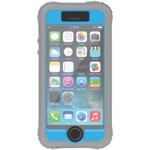 iPhone(R) 5-5s Every1(R) Series Case (Baby Blue-Charcoal Gray)