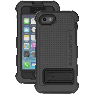 iPhone(R) 5-5s Hard Core(R) Case with Holster (Black)