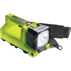 PELICAN 9410L Rechargeable High-Performance LED Lantern (741-Lumen Bright Yellow) 9410-021-245