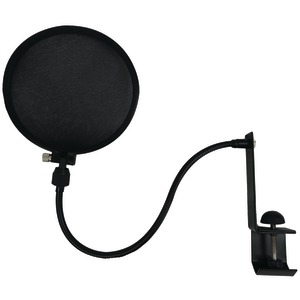 NADY Microphone Pop Filter with Boom & Stand Clamp SPF-1