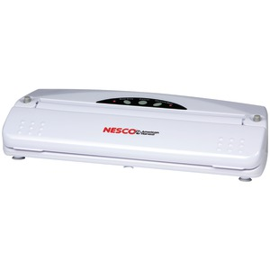 NESCO Vacuum Sealer (110-Watt; White) VS-01