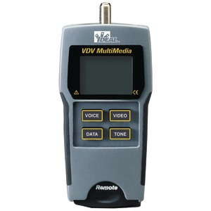 IDEAL VDV Multimedia Cable Tester 33-856