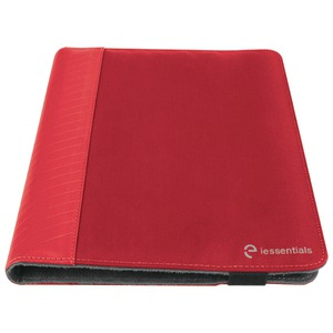 IESSENTIALS 9 Inch. - 10 Inch. Universal Tablet Case (Red) IE-UF10-RD
