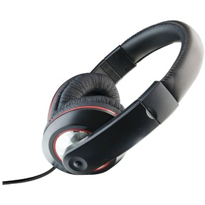 ILIVE DJ Headphones with Volume Control IAHV62B