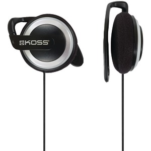 KOSS On-Ear Sport Clip Headphones 175548
