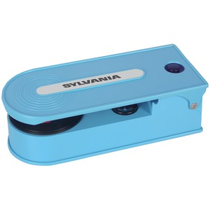 SYLVANIA PC Encoding USB Turntable (Blue) STT008USB BLUE