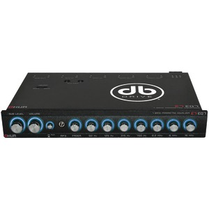 DB DRIVE Okur(R) Series 7-Band Parametric Equalizer E7EQ7