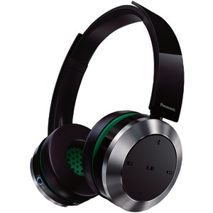 Premium Bluetooth(R) On-Ear Monitor Headphones with Microphones