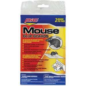 PIC Glue Mouse Boards 2 pk GMT2F
