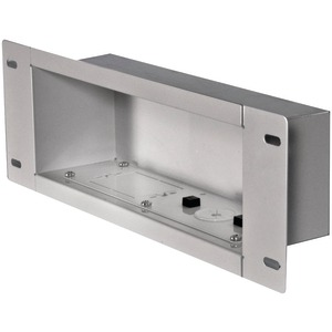 In-Wall Metal Box with Knockout (Medium)