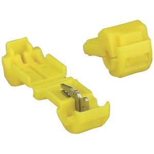 INSTALL BAY 3M(TM) T Tap 100 pk (Yellow 12 - 10 gauge) 3MYTT