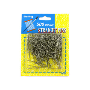 Straight Pins Value Pack - (Case pack of 24)
