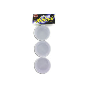 bulk buys Ashtray value pack - (Case pack of 24) HH001