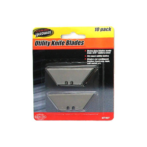 Utility knife blades - (Case pack of 24)