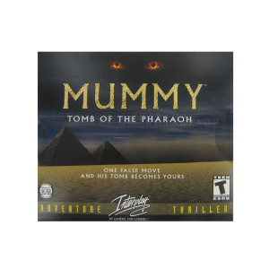 Mummy: Tomb of the Pharaoh PC game - (Case pack of 25)