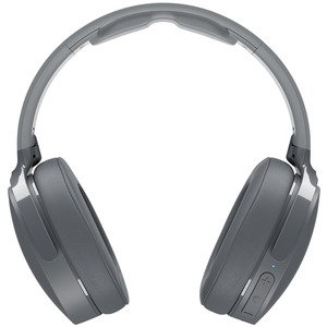 SKULLCANDY(R) Hesh(R) 3 Bluetooth(R) Over-the-Ear Headphones with Microphone (Gray) S6HTW-K625