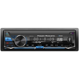 Single-DIN In-Dash Digital Audio Receiver with Bluetooth(R)