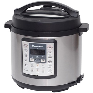 6-Quart 7-in-1 Stainless Steel Multicooker