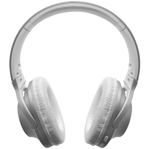 FISHER(R) Smooth Harmony Bluetooth(R) Over-Ear Headphones with Microphone (Silver) FBHP640S