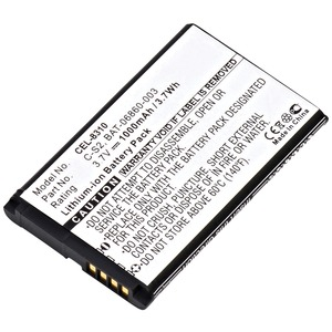 CEL-8310 Replacement Battery