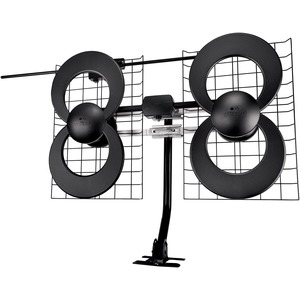ClearStream(TM) 4V Extreme Range Indoor/Outdoor HDTV Antenna
