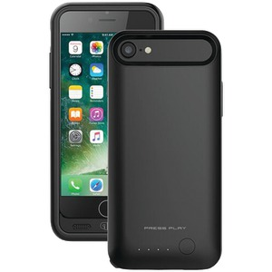 NERO7 Battery Case for iPhone(R) 7 (Black)