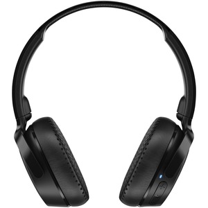 Riff Wireless On-Ear Headphones with Microphone (Black)