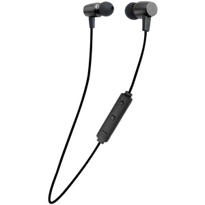 FISHER(R) COMPACT Bluetooth(R) Earphones with Microphone (Black) FBEP285K