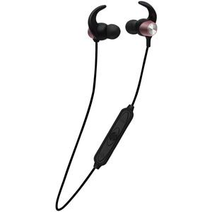 SECURE FIT FBEP592 Bluetooth(R) In-Ear Earphones with Microphone (Rose Gold)