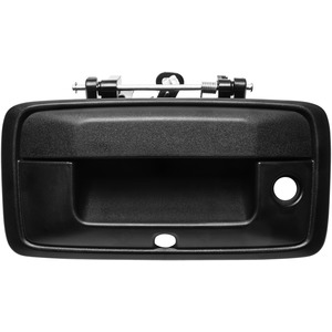 Black OEM Replacement Tailgate Housing for Use with CAM-300/400/500 (2014 & Up Chevrolet(R)/GMC(R) Silverado 1500/2500/3500 Trucks)
