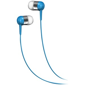 MAXELL(R) Bass 13(TM) Metallic In-Ear Earbuds with Microphone 190282
