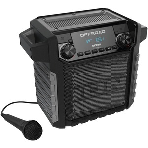 ION(R) Offroad All-Weather Bluetooth(R) Speaker System IPA67