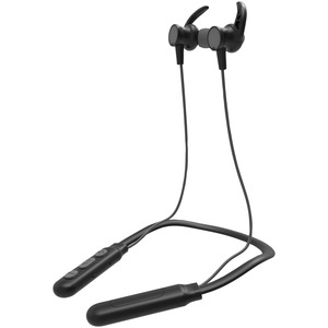 Flex Neck Band Sport Series Bluetooth(R) Earbuds with Microphone (Gray)